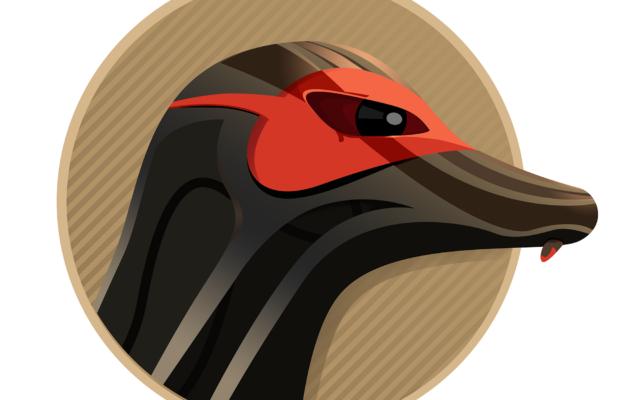 Mean Mongoose Illustration