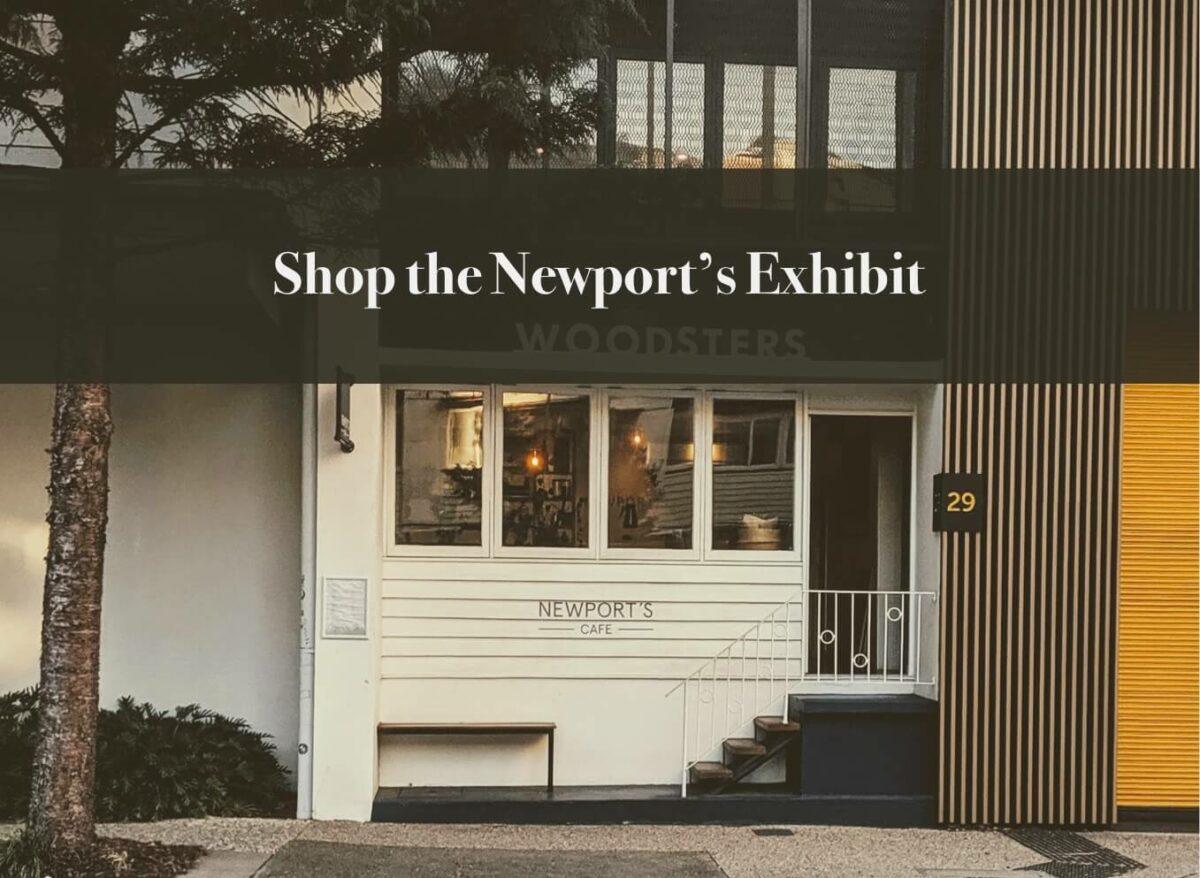 Shop Newport's cafe exhibition
