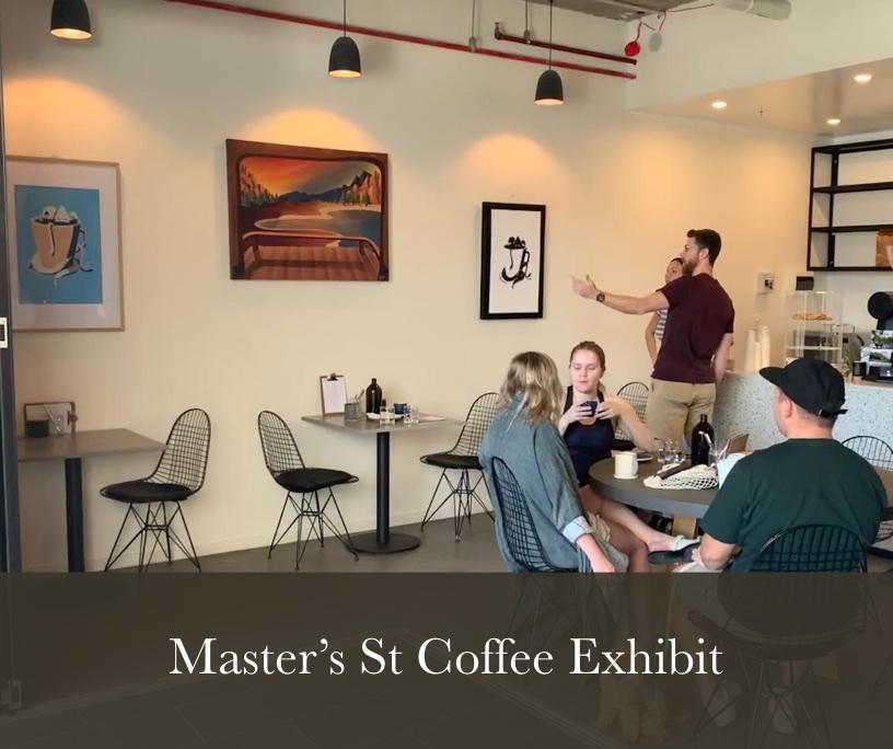 Master's St coffee