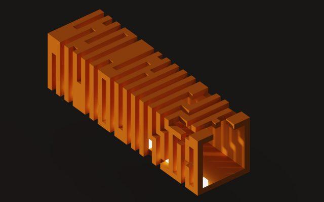 Voxel tube